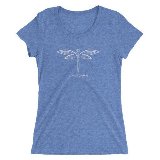 Ladies' Dragonfly short sleeve t-shirt