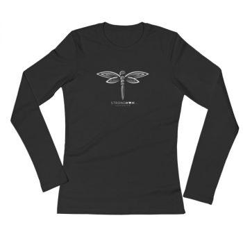 Ladies' Dragonfly Long Sleeve T-Shirt